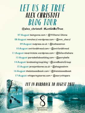 Let Us Be True blog tour (1)