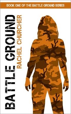 Battle Ground Rachel Churcher cover